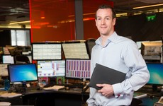 'I put my life savings on the table to start my company. It didn't seem like a risk'