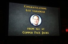Leo Varadkar celebrated becoming Taoiseach by having a big party in Coppers