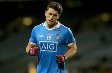'I feel like I'm 22 again': Brogan desperate to earn his place back in Dublin team