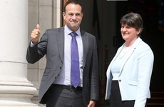 Arlene Foster on power-sharing: 'It takes two to tango and we're ready to dance'