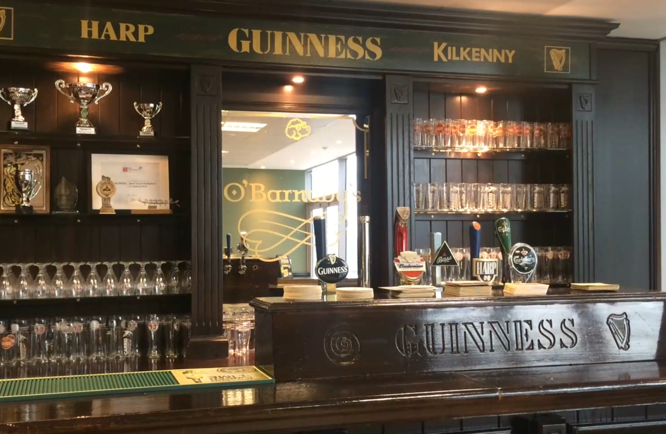 Take a guided tour of the billion dollar tech firm with an irish pub in its office - Squarespace dublin office ...