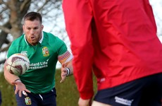 'A bit of a cuddle' just the trick to put Sexton back on top form, says Sean O'Brien