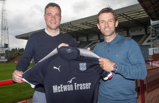 Gartland leaves Shamrock Rovers to take up assistant manager role in Scotland