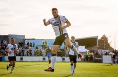 Six appeal for Dundalk as Patrick McEleney conjures another wonder goal in rampant derby win