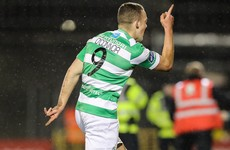 In the battle of depleted squads, Shamrock Rovers dig out a slender win in Donegal