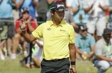 Four-way tie for the lead but Japan's Hideki Matsuyama grabs spotlight at US Open