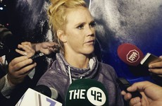 Holly Holm is back! Former champ stuns Correia in UFC Singapore main event