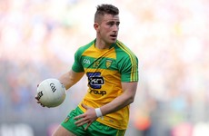 McBrearty returns as Donegal name strong side for Tyrone tie