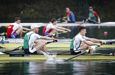 O'Donovan and O'Driscoll strike gold again in impressive World Cup victory