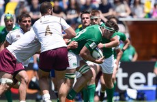 Ireland win U20 playoff - but you need to see this solo try by Georgia's scrum-half