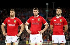 Test team takes shape but a handful of huge calls ahead for Gatland