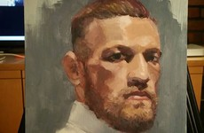 This brilliant oil portrait of Conor McGregor has gone viral on Reddit