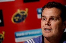 Rassie Erasmus has handed in his notice at Munster - reports