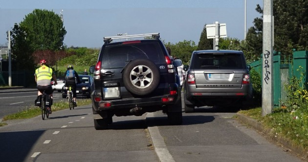 'Some kind of penalty may be necessary' - new campaign may mean fines for blocking footpaths