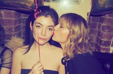 Lorde has apologised for a 'really insensitive' comment about Taylor Swift's friendship... it's the Dredge