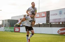Watch: Dundalk's Patrick McEleney scores contender for goal of the season