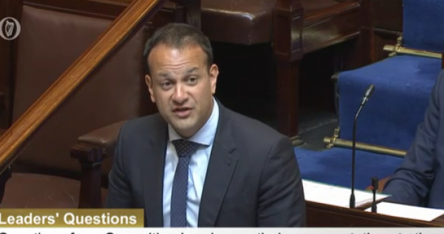 As it happened: Leo Varadkar criticised for raising Love Actually on UK visit during his first Leaders' Questions