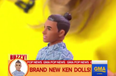 Mattel has just released a new Ken Doll with a man bun and people have mixed reactions