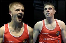 Walker and Ward one win away from Euro medal after booking quarter-final places