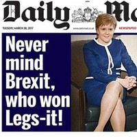 20 Daily Mail headlines that show they truly can't handle seeing women's legs