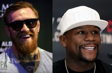 Conor McGregor would be a 'folk hero' if he kicked Floyd Mayweather — but it'd mean a DQ and a lawsuit