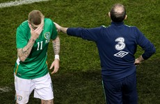 James McClean and Martin O'Neill could be facing bans after ref comments
