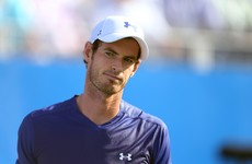 Andy Murray faces confidence crisis after Queen's shocker
