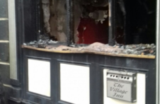 Historic Kildare pub badly damaged in overnight fire