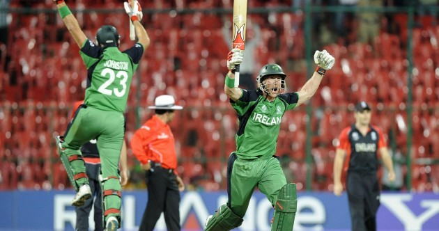 As one remarkable journey for Irish cricket ends, this is the beginning of an even greater one
