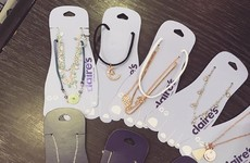 For every girl who spent all her pocket money in Claire's Accessories