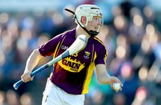 Another boost for Wexford hurling as Dunbar hat-trick powers U21 side into Leinster final
