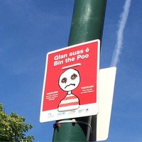 We need to talk about those grim 'bin the poo' ads in Dublin