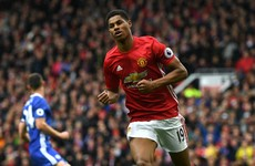 'Marcus Rashford wanted to be like Andrea Pirlo'