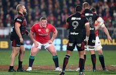 Gatland backs Furlong to show he is one of the best props in the world