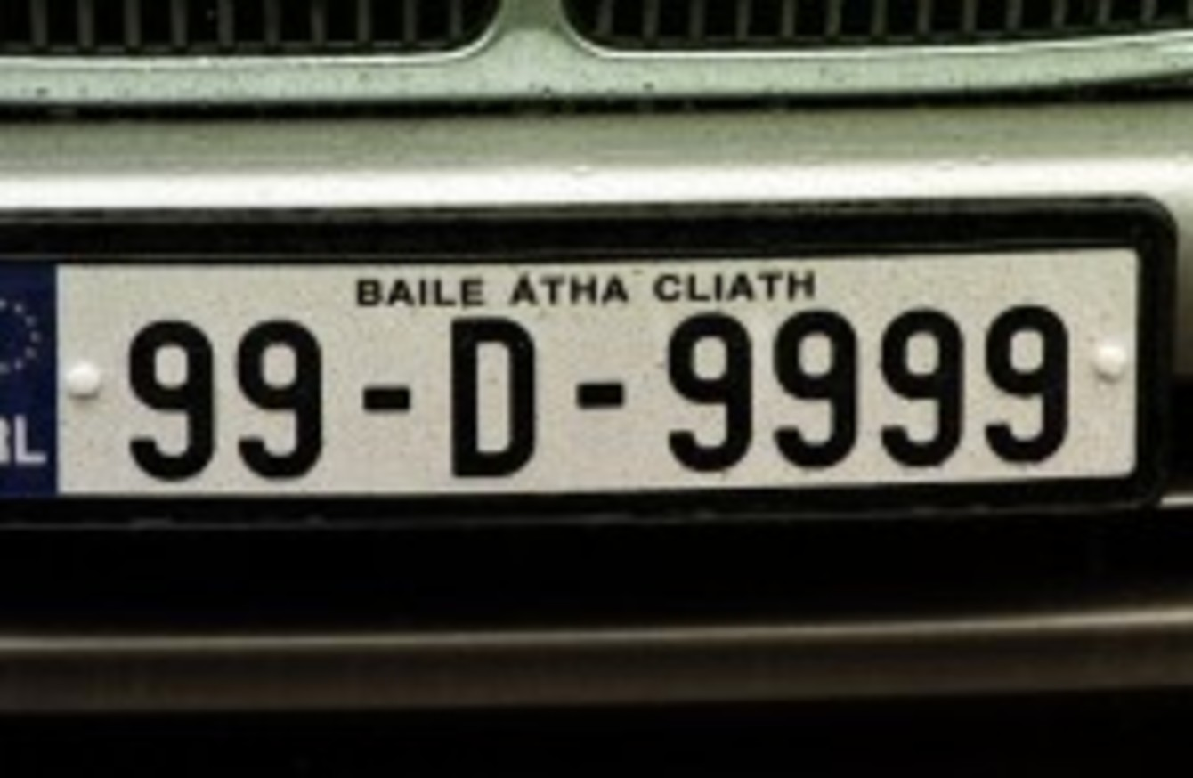 Drop \'13′ from next year\'s numberplates to save car industry ...