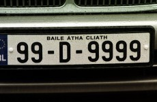 Drop '13′ from next year's numberplates to save car industry, urges Healy-Rae