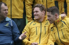 Cheika chops six as wounded Wallabies turn sights on Italy