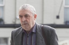 A 'peaceful protester' could be facing a life sentence if found guilty, Jobstown trial hears