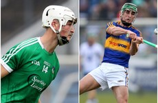 LIVE: Limerick v Tipperary, Munster U21 hurling quarter-final