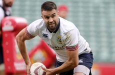 Murray believes in Lions' potential ahead of the biggest game of his career