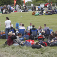Friday Feelings: Is getting a hotel at a festival 'cheating'?