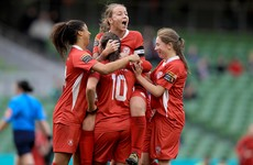 Shelbourne drawn with Linfield in the Women's Champions League