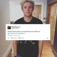 17 times Niall Horan's Twitter was actually the purest place on the internet