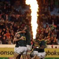 Springboks close in on series sweep against France to ease pressure on under-fire coaches