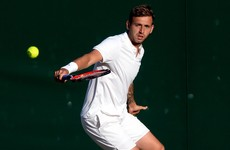 British number three Dan Evans reveals he tested positive for cocaine