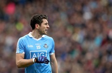 Does Bernard Brogan stand to benefit most from Diarmuid Connolly's suspension?