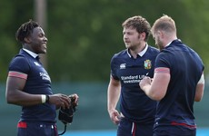 'I would have Iain Henderson ahead of Maro Itoje:' Willie John McBride