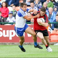 Dark horses Down hang on by a thread to stun Monaghan and book Ulster final