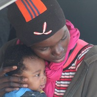 Irish naval vessel rescues over 180 refugees in the Mediterranean
