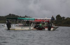 At least six dead and 31 missing after Colombian tourist boat sinks